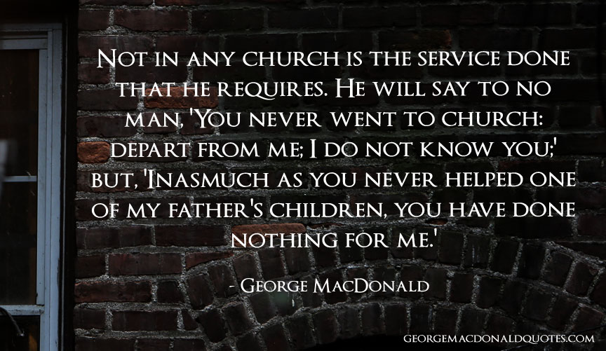 George MacDonald Quotes: User Rated